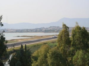 Pick up for all our guests from corfu airport